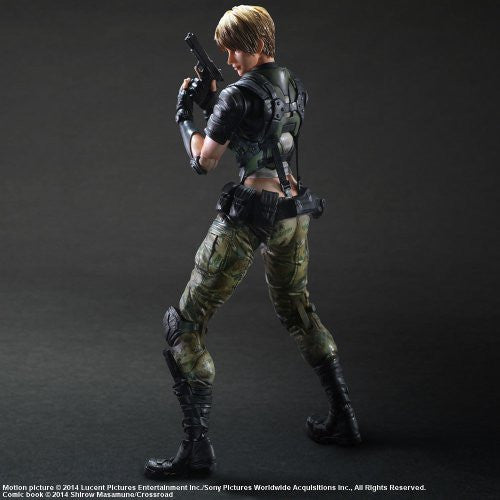 Image 4 for Appleseed Alpha - Deunan Knute - Play Arts Kai (Square Enix)