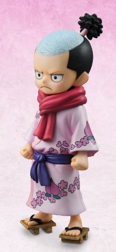 "Image 3 for One Piece - Momonosuke - Excellent Model - Portrait Of Pirates ""Sailing Again"" (MegaHouse)"