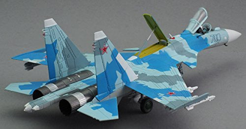 Image 7 for GiMIX Aircraft Series - AC602 - Virtual JASDF/Russian Air Force Su-27M - 1/144 (Tomytec)