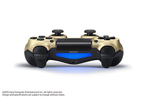 Image 4 for Dual Shock 4 (Gold)