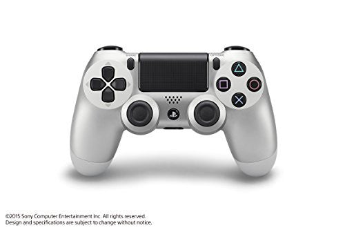 Image 1 for Dual Shock 4 (Silver)