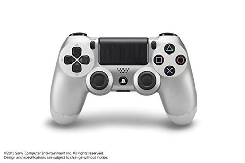 Image for Dual Shock 4 (Silver)