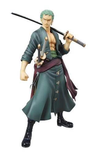 "Image 1 for One Piece - Roronoa Zoro - Excellent Model - Portrait Of Pirates ""Sailing Again"" - 1/8 - Timeskip ver. (MegaHouse)"