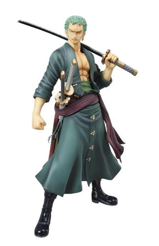 "Image for One Piece - Roronoa Zoro - Excellent Model - Portrait Of Pirates ""Sailing Again"" - 1/8 - Timeskip ver. (MegaHouse)"