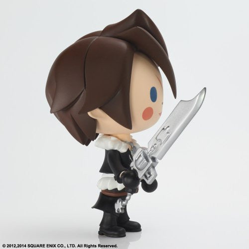 Image 4 for Theatrhythm Final Fantasy - Squall Leonhart - Static Arts Mini (Square Enix)