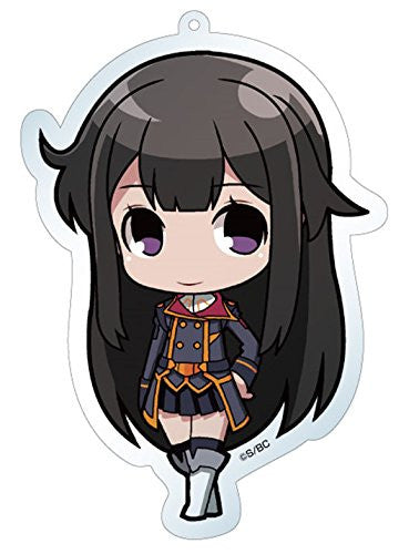 Image 1 for Buddy Complex - Hyazan Hina - Deka Keyholder - Keyholder - Military Uniform (Contents Seed)