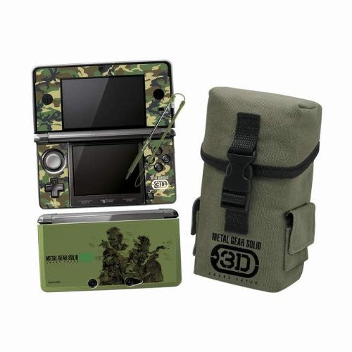 Image 2 for Metal Gear Solid: Snake Eater 3D (Accessory Set)