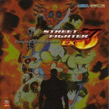 Image for Street Fighter EX3 Original Soundtrack