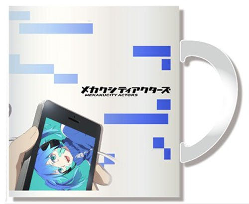 Image 2 for Mekaku City Actors - Kisaragi Shintarou - Ene - Mug (Penguin Parade)