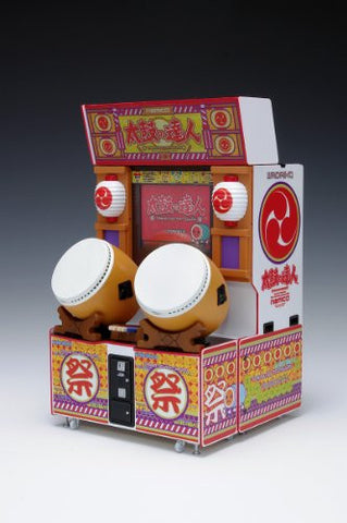 Image for Taiko no Tatsujin - Memorial Game Collection Series - Taiko no Tatsujin Arcade Cabinet - 1/12 - First Edition (Namco Wave)