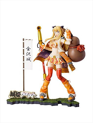 Image 6 for Shirohime Quest - Kanazawajou - 1/8 (New Vision Toys)