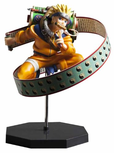 Image 3 for Naruto - Uzumaki Naruto - Door Painting Collection Figure - 1/7 (Plex)