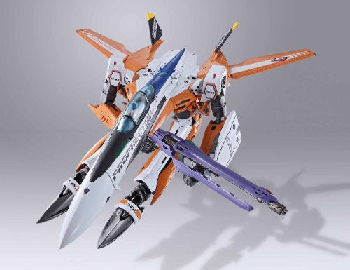Image 11 for Macross Frontier The Movie ~Sayonara no Tsubasa~ - YF-25 Prophecy - DX Chogokin - 1/60 (Bandai)
