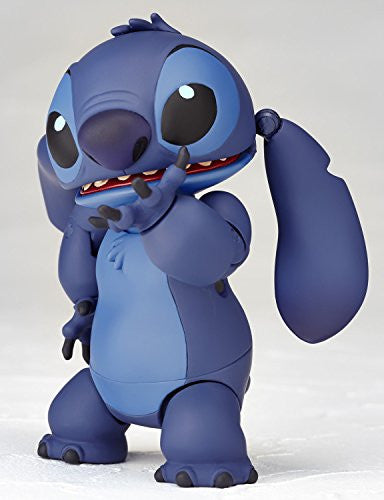 Image 5 for Lilo & Stitch - Stitch - Figure Complex Movie Revo No.003 - Revoltech (Kaiyodo)