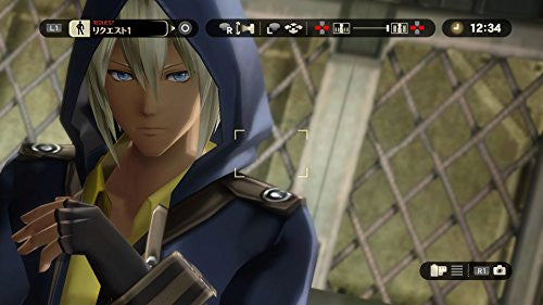 God Eater Off Shot [Cross Play Pack Vol.4]