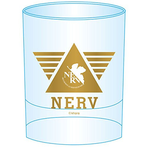 Image 1 for Evangelion Shin Gekijouban - Glass - Nerv (Movic)