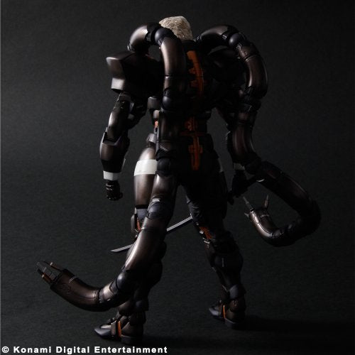 Image 8 for Metal Gear Solid 2 - Solidus Snake - Play Arts Kai (Square Enix)