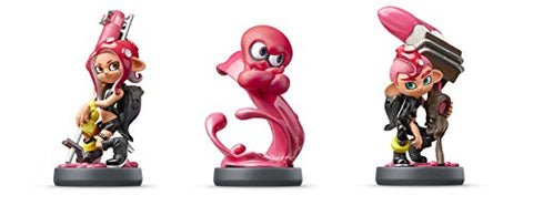 Splatoon 2 - Tako - Amiibo - Amiibo Splatoon Series - Boy (Nintendo)