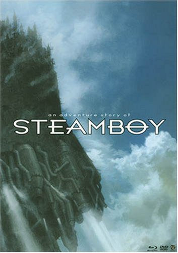 Image 1 for SteamBoy [Blu-ray+DVD]