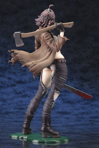 Image 4 for Friday the 13th - Jason Voorhees - Bishoujo Statue - Movie x Bishoujo - 1/7 (Kotobukiya)