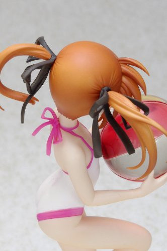 Image 7 for Mahou Shoujo Lyrical Nanoha The Movie 1st - Takamachi Nanoha - Beach Queens - 1/10 - Swimsuit Ver. (Wave)