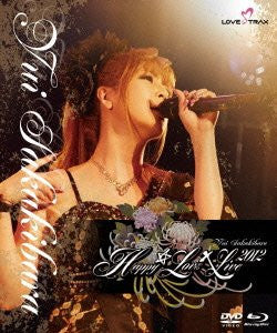 Image 1 for Happy Love x Live 2012 [Blu-ray+DVD]