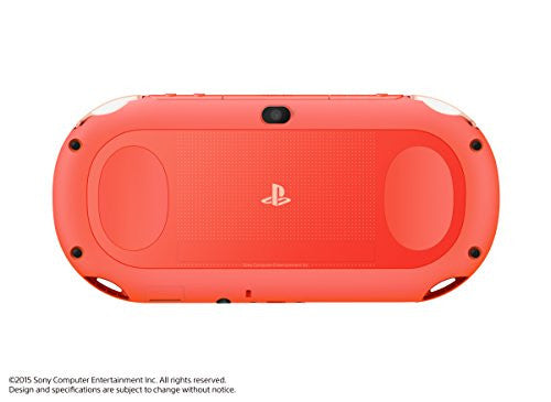 Image 4 for PSVita PlayStation Vita - Wi-Fi Model (Neon Orange) (PCH-2000ZA24)