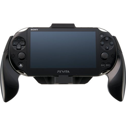 Image 4 for Rubber Coat Grip for PlayStation Vita Slim (Black)