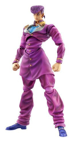 Image 1 for Jojo no Kimyou na Bouken - Diamond wa Kudakenai - Higashikata Josuke - Super Action Statue - Second Ver. (Medicos Entertainment)