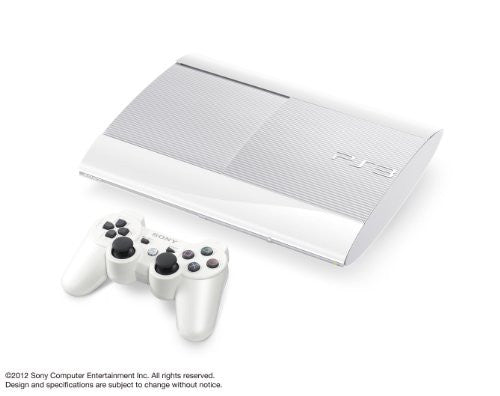 Image 1 for PlayStation3 New Slim Console (250GB Classic White Model) - 110V