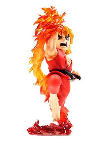 Image for Street Fighter - Ken Masters - T.N.C 02 (Big Boys Toys)