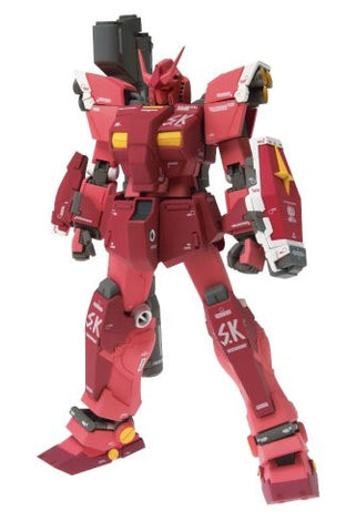"Image for Plamo-Kyoshiro - RX-78/C.A. Gundam Char Aznable Custom - PF-78-3 Perfect Gundam III ""Red Warrior"" - Gundam FIX Figuration - 1/144 (Bandai)"