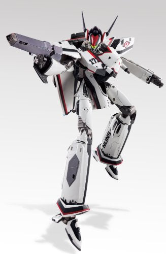 Image 3 for Macross Frontier - VF-171EX Nightmare Plus EX (Saotome Alto Custom) - DX Chogokin - 1/60 (Bandai)