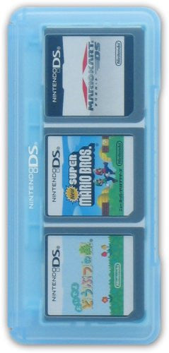 Image 1 for DS Card Case 6 (Blue)