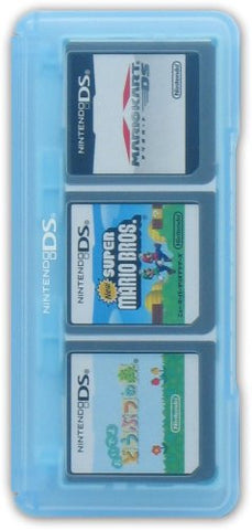 Image for DS Card Case 6 (Blue)