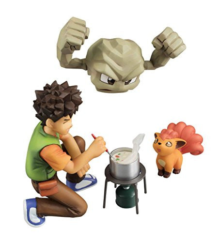 Image 4 for Pocket Monsters - Ishitsubute - Rokon - Takeshi - G.E.M. (MegaHouse)