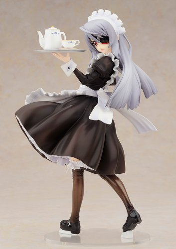 Image 2 for IS: Infinite Stratos - Laura Bodewig - 1/8 - Maid ver. (Alter)