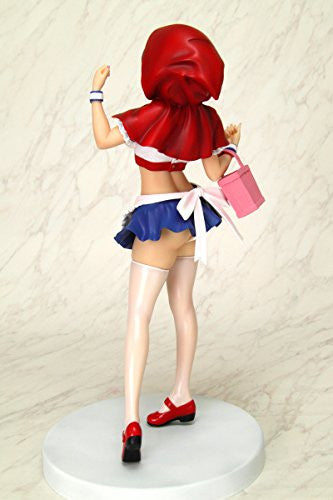 Image 3 for Akazukin - Fairy Tale Figure Vol.10 - 1/6 - Hiking ver., Repaint (Lechery)