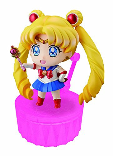 Image 5 for Bishoujo Senshi Sailor Moon - Luna - Sailor Moon - Petit Chara Deluxe! (MegaHouse)