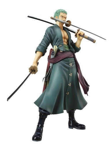 "Image 8 for One Piece - Roronoa Zoro - Excellent Model - Portrait Of Pirates ""Sailing Again"" - 1/8 - Timeskip ver. (MegaHouse)"