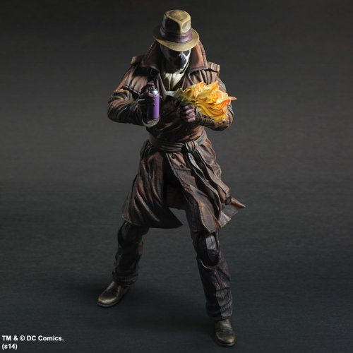 Image 5 for Watchmen - Rorschach - Play Arts Kai (Square Enix)