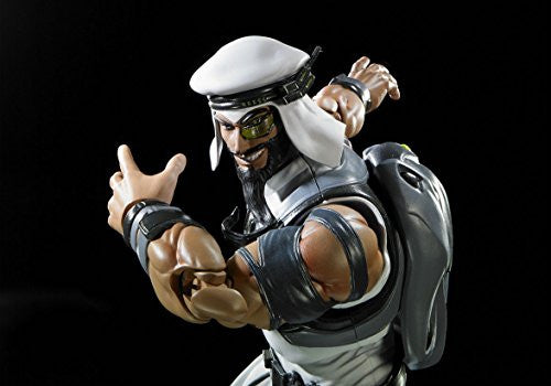 Image 3 for Street Fighter V - Rashid - S.H.Figuarts