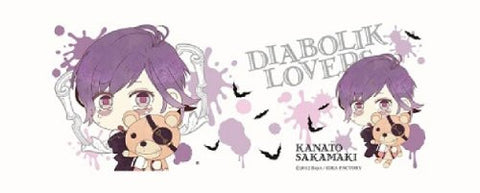 Image for Diabolik Lovers - Sakamaki Kanato - Teddy - Mug (Gift)