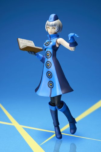 Image 2 for Persona 4: The Ultimate in Mayonaka Arena - Elizabeth - D-Arts (Bandai)