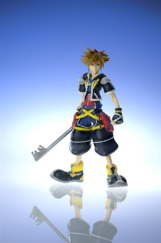 Image 1 for Kingdom Hearts II - Sora - Play Arts - Kingdom Hearts II Play Arts - no.1 (Kotobukiya, Square Enix)