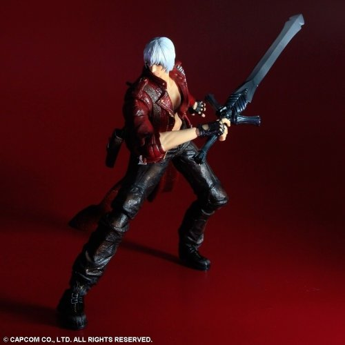Image 5 for Devil May Cry 3 - Dante Sparda - Play Arts Kai (Square Enix)