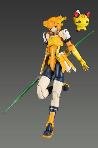 Image 4 for Phantasy Star Online - RAcaseal - 1/12 - Yellowboze ver. (Kotobukiya)