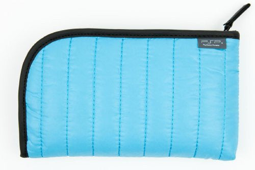 Image 1 for PSP Quilt Pouch (Sky Blue)