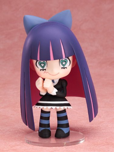 Image 2 for Panty & Stocking with Garterbelt - Stocking Anarchy - Nendoroid - 161 (Good Smile Company)