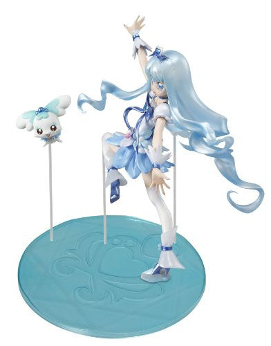 Image 4 for Heartcatch Precure! - Coffret - Cure Marine - Excellent Model - 1/8 (MegaHouse)